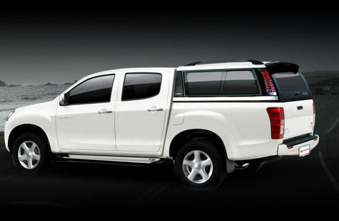 CANOPY CARRYBOY TOYOTA HI-LUX