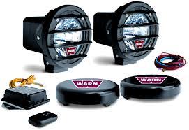 LAMPU WARN 400D HID  DRIVING LIGHTS