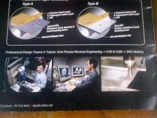 KARPET BAWAH HONDA FREED KARPET 3D, KARPET DASAR 3D, KARPET MAXPIDER MAT DUNIAVARIASI.COM